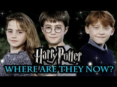 Harry Potter Cast: Where Are They Now? video
