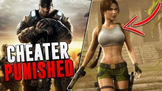 10 More Video Games That PUNISHED Cheating Players!