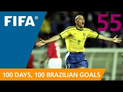55 days to GO-AL! Ronaldo (France 1998)