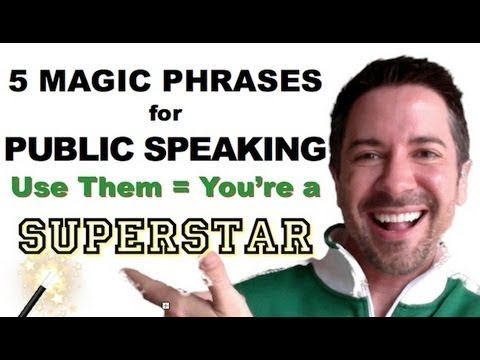 Public Speaking Skills--Public Speaking Anxiety? Conquer Your Fear of Public Speaking