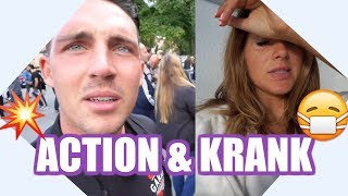 ACTION & KRANK💥😷| 08.09.2018 | DailyMandT