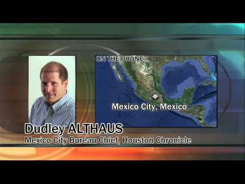 Global Journalist: Curtailing drug-related violence in Mexico