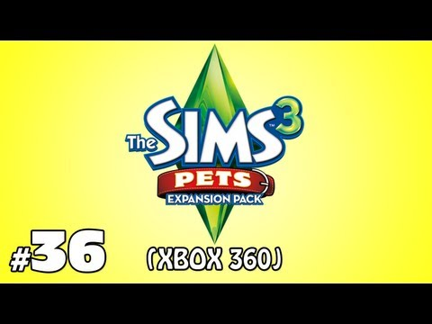 The Sims 3: Pets (Xbox 360) - Part 36 - HAVE YOU SEEN THIS PET?