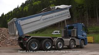 Meet a swiss company working with a Renault Trucks C