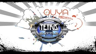 OUYA PRESENTS: TETRIS BATTLE FUSION!