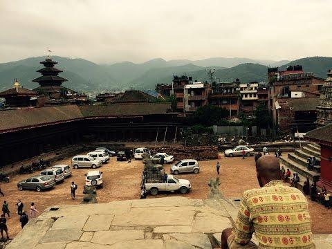 Bhaktapur, A Post Quake Glimpse