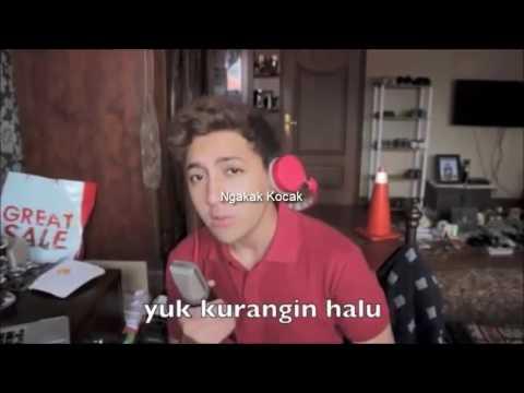 Aaron Ashab - Anumu Besar Terlucu Jangan Ngeres || Ngakak Kocak