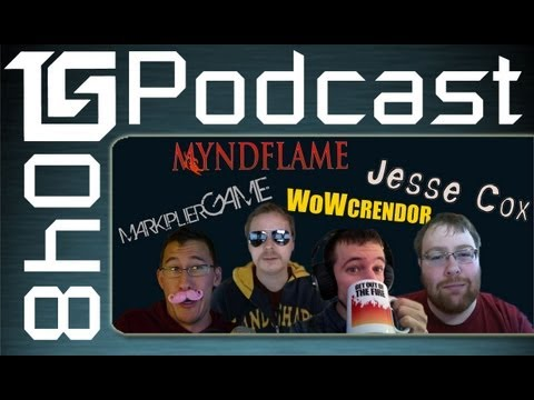 TGS Podcast #48 Ft. Markiplier, Myndflame, WoWCrendor, and Jesse Cox!