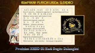 Ki Hadi Sugito - Rumpakan Playon Lasem Sl