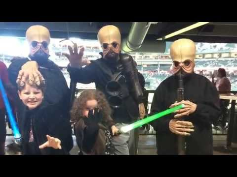 Star Wars Day with the Arizona Diamondbacks vs. Chicago Cubs at Chase Field