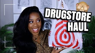WHAT'S NEW AT THE DRUGSTORE??? | NEW MAKEUP HAUL 2020 | Andrea Renee