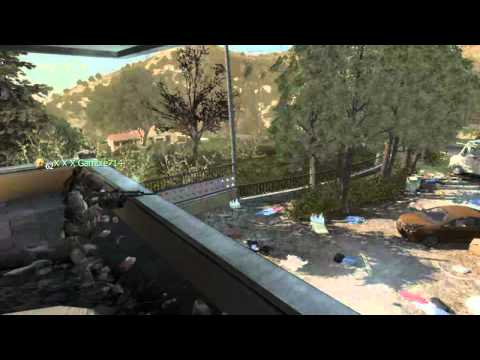X X X Gamble714 - Mw3 Game Clip video