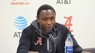 Avery Johnson Press Conference Before Alabama A&M