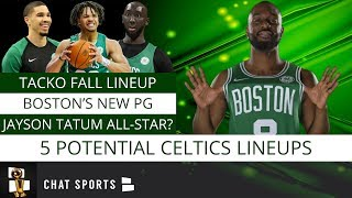 5 Boston Celtics Lineups We Need To See During The 2019-20 NBA Season