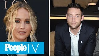 Did Jennifer Lawrence & Cooke Maroney Tie The Knot? Couple Seen Outside NYC Courthouse | PeopleTV