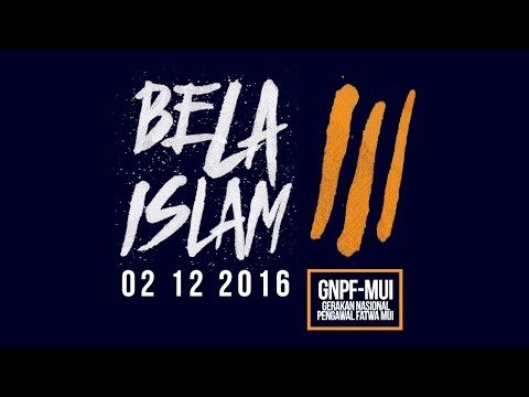 Video Aksi Bela Islam III - Official Live Stream (Bagian 1)