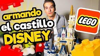 Armando el Castillo de Disney LEGO! / Memo Aponte