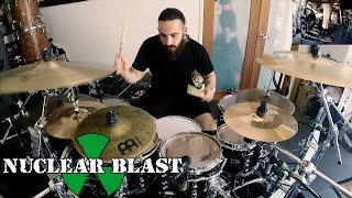 AVERSIONS CROWN - Erebus (Drum playthrough)
