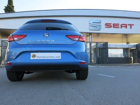Seat León TSI - Prueba de consumo en Portalcoches (trailer)