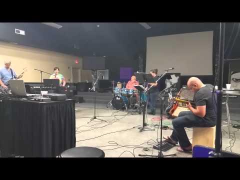 The Renewed Hope jam session: Alabaster Box