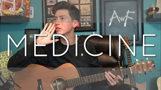 Download Lagu Medicine - Kelly Clarkson - Cover (fingerstyle guitar) Gratis STAFABAND