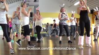 Zumba Don of Finland - Easter Bunny Party Summary