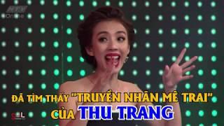 """Đã tìm thấy """"truyền nhân MÊ TRAI"""" của chị mười ba Thu Trang"""