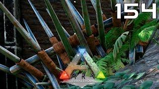 ARK Survival Evolved [#154] Re-Fertilizer, Wooden/Metal Spike Wall