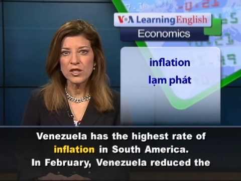 Anh ngữ đặc biệt: Venezuelan Election Economy (VOA)