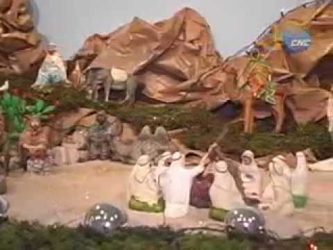 La tradición de los nacimientos navideños en México