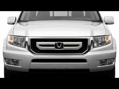 2009 Honda Ridgeline Video