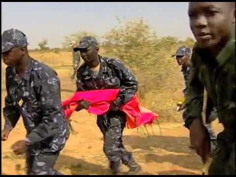 US Army Africa Command in Mali