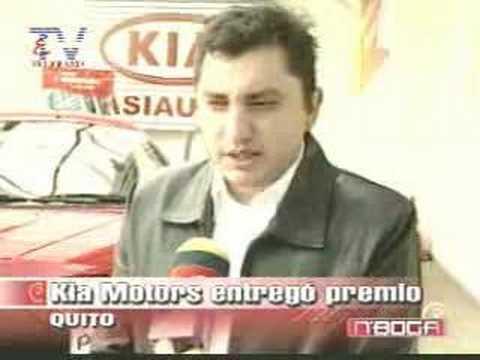 Kia Motors entregó premio