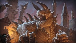 What They Don't Tell You About The Tarrasque - D&D