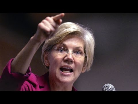 Elizabeth Warren Warns of Government Shutdown