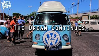 The Dream Continues - AMAZING VOLKSWAGEN BUSES! - VW Bus & Car Show - Minneapolis