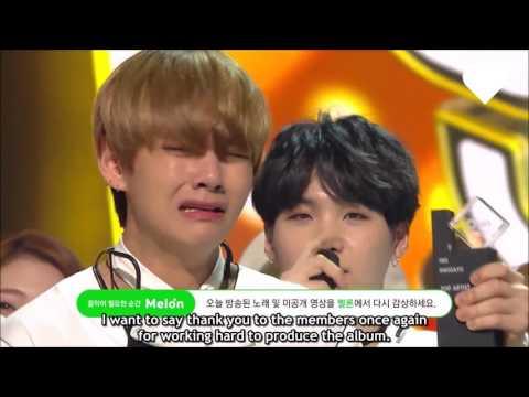 [ENG SUB] 170226 Inkigayo BTS 방탄소년단 1st Place
