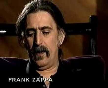 Frank Zappa Captain Beefheart Metal Man Has Hornets Wings