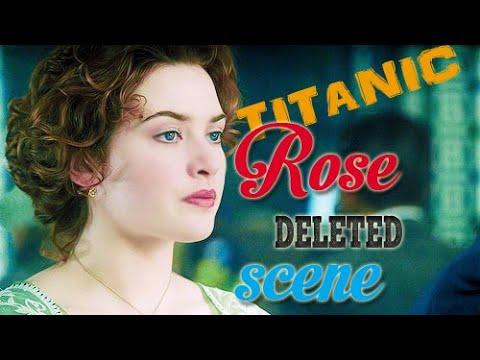 TITANIC- ROSE DELETED