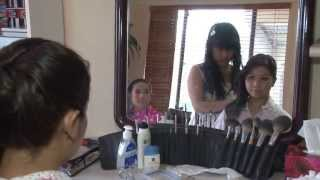 Bride Getting Dress & Locations Shooting - Minh & Ngoc