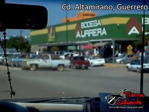 Recorriendo Tierra Caliente- Ciudad Altamirano, Guerrero