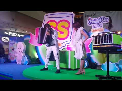 Mamy Poko  Pants Size Ss Magic :by Mamada Thailand video