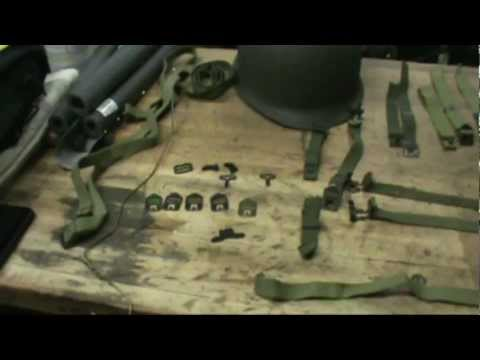 How to make WWII M1 Helmet Chinstraps (Part 1. Intro)