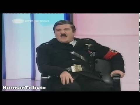 Herman José - Entrevista Histórica a Adolf Hitler