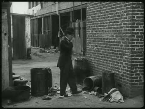 Charlie Chaplin - The Kid 1921 - Part 1
