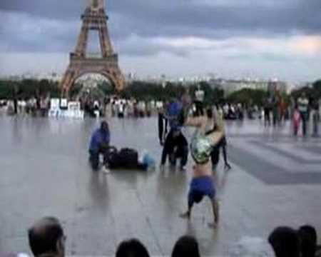 Paris Dance Break Dance in Paris