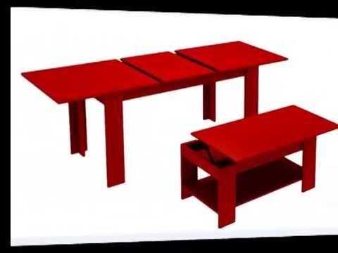 Como hacer una mesa de comedor youtube - Como hacer una mesa abatible ...