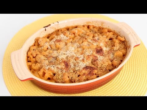 Chorizo & Pepper Jack Mac & Cheese Recipe - Laura Vitale - Laura in the Kitchen Episode 745