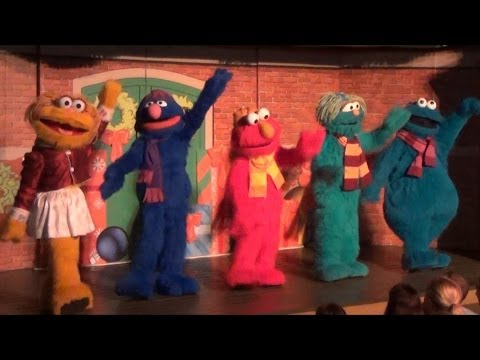 Sesame Street - The Christmas Wish