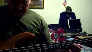 System Of A Down S.O.D. - Spiders Bass Cover